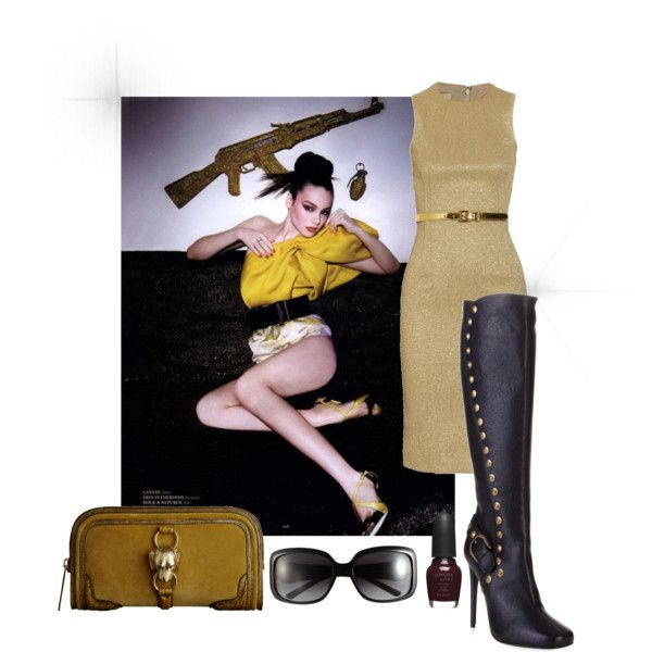Marching Orders: Military chic