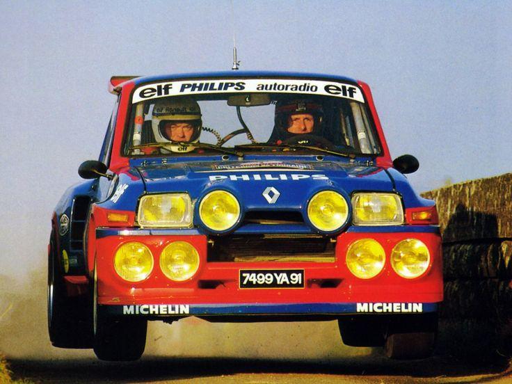 Renault 5 Turbo Rally '1981–83