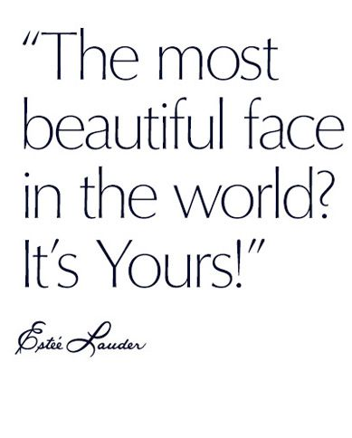 The most beautiful face in the world? It's yours!