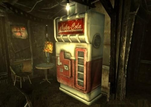 Nuka Cola Vending Machine Paper Model - by MTK Card Craft  ==          This is the Nuka Cola Vending Machine paper model, from Fallout 3 videogame, created by designer MTK, from MTK Card Craft. To view and print this model you will nedd Pepakura Viewer Free Version (link at the end of this post).