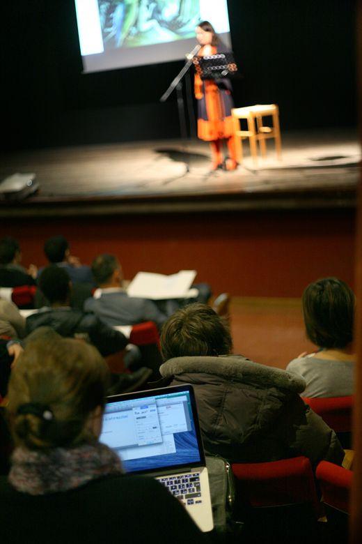 Convegno NarrAbility 2014 Osservatorio Storytelling (ph F. Contu)