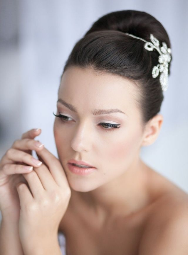 natural make up look, natürliches make up, naturalny makijaz, wedding, hochzeit, slub