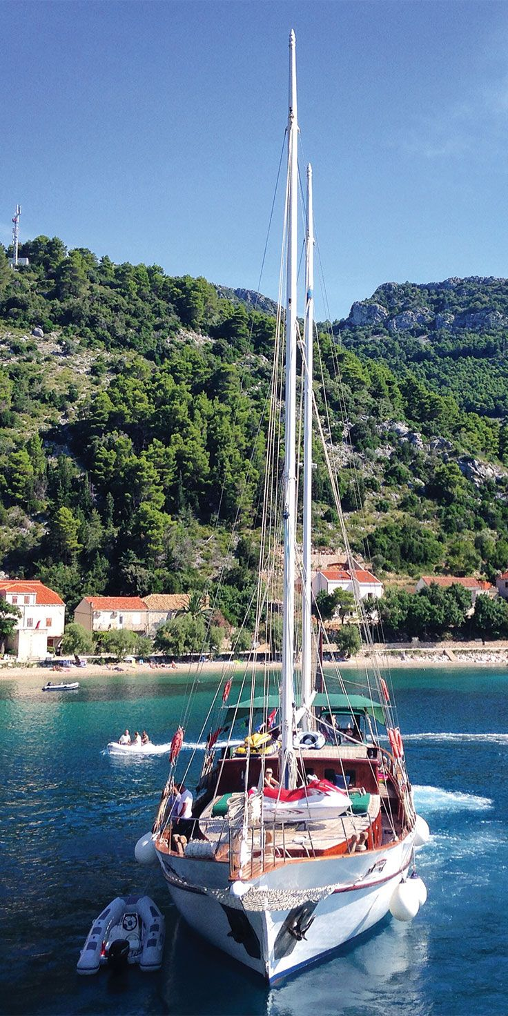 Time to island-hop around Croatia - by Pauly Vella