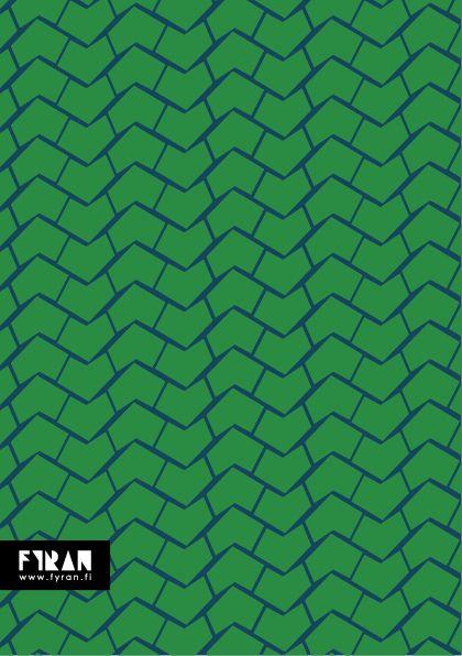 Mönsterkollektivet FYRAN / Pattern / Väva