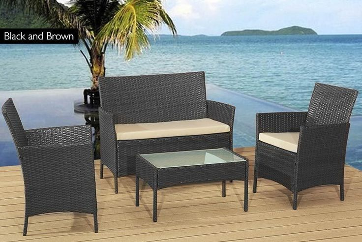 Buy Rattan Garden Sofa Set - 3 Colours! UK deal for just £79.00 £79 instead of £499.99 for a a rattan garden sofa set from Rattan Trends Ltd - save 84% BUY NOW for just £79.00