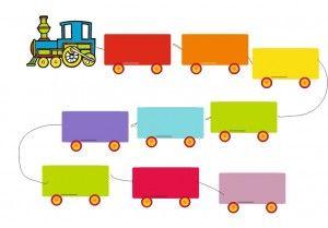 tren simplu