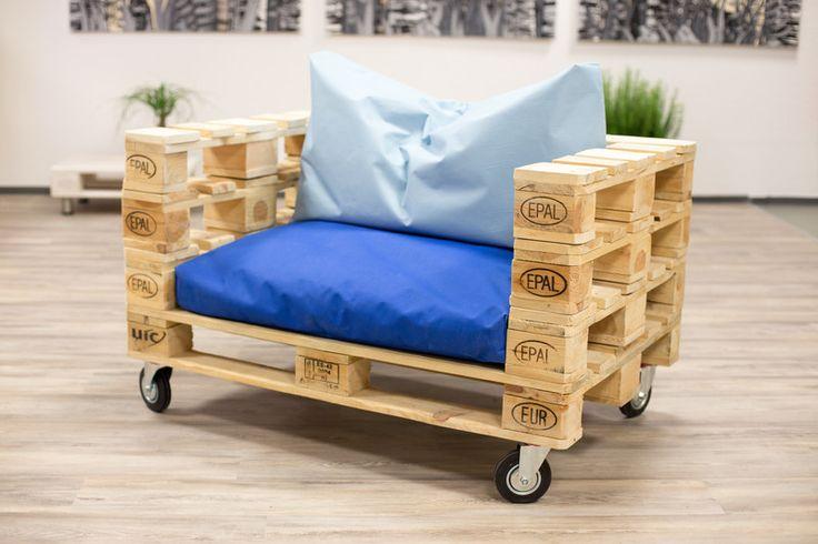 25 einzigartige paletten hocker ideen auf pinterest. Black Bedroom Furniture Sets. Home Design Ideas