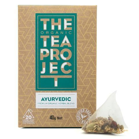 Ayurvedic tea bags 20's