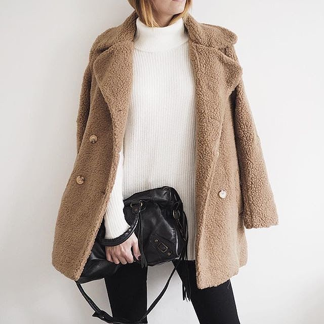 On The ShopStyle Blog // 8 Really Good Reasons You Need a Teddy Coat. Wrap yourself up in one of the most sought after coats of the season, a soft-to-the-touch teddy coat. Warm, cozy, and chic, it's the trifecta of what a Winter cover up should be. Jump ahead to see the many ways to wear it, then shop every single luxe style below. This will be your warmest and most stylish Winter yet.