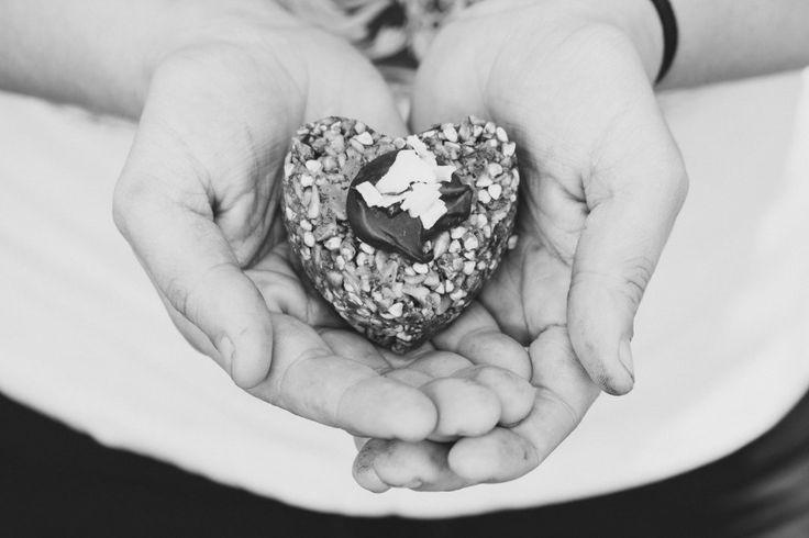 Nutfree Granola Hearts – Just Soul Food