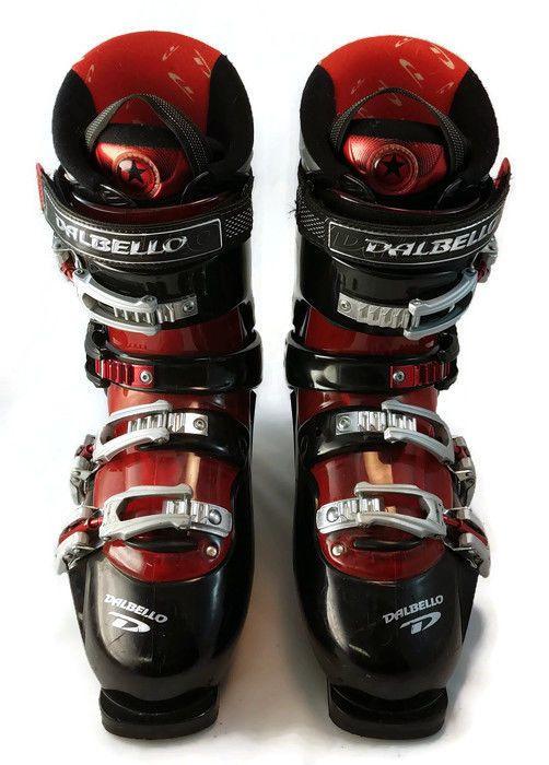 Dalbello Downhill Skiing Men's Ski Boot Reflex R9 Cabrio Design MM327 Size 9/9.5 #Dalbello