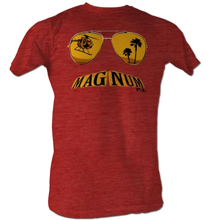 "Checkout our #LicensedGear products FREE SHIPPING + 10% OFF Coupon Code ""Official"" Magnum Pi T-Shirt - Magnum Pi - T-shirt - Price: $24.99. Buy now at https://officiallylicensedgear.com/magnum-pi-t-shirt-mpi512"