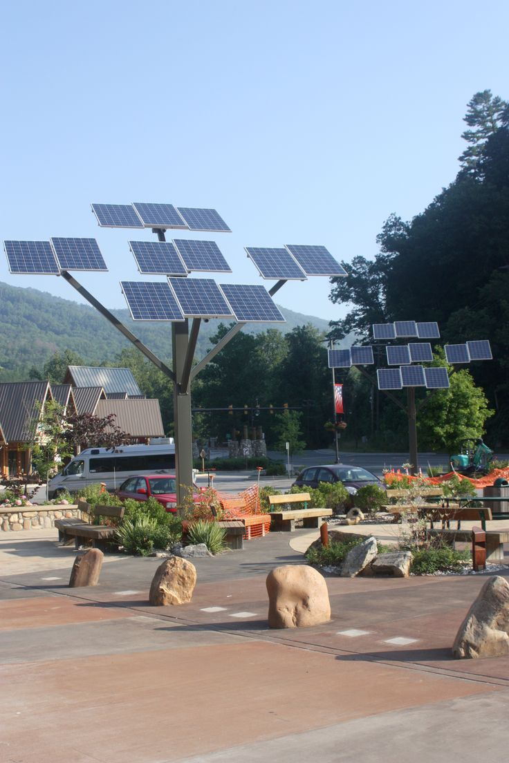 1000 Images About Solar Trees On Pinterest Trees