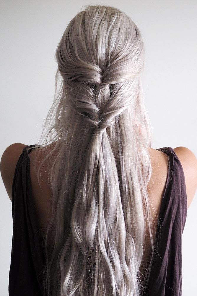 -Minute Easy Hairstyles for Long Hair for Every Kind of Valentine's Day Date ★ See more: http://lovehairstyles.com/easy-hairstyles-for-long-hair-valentines-date/