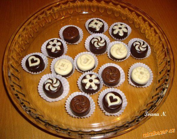 Čokoládové a jiné pralinky