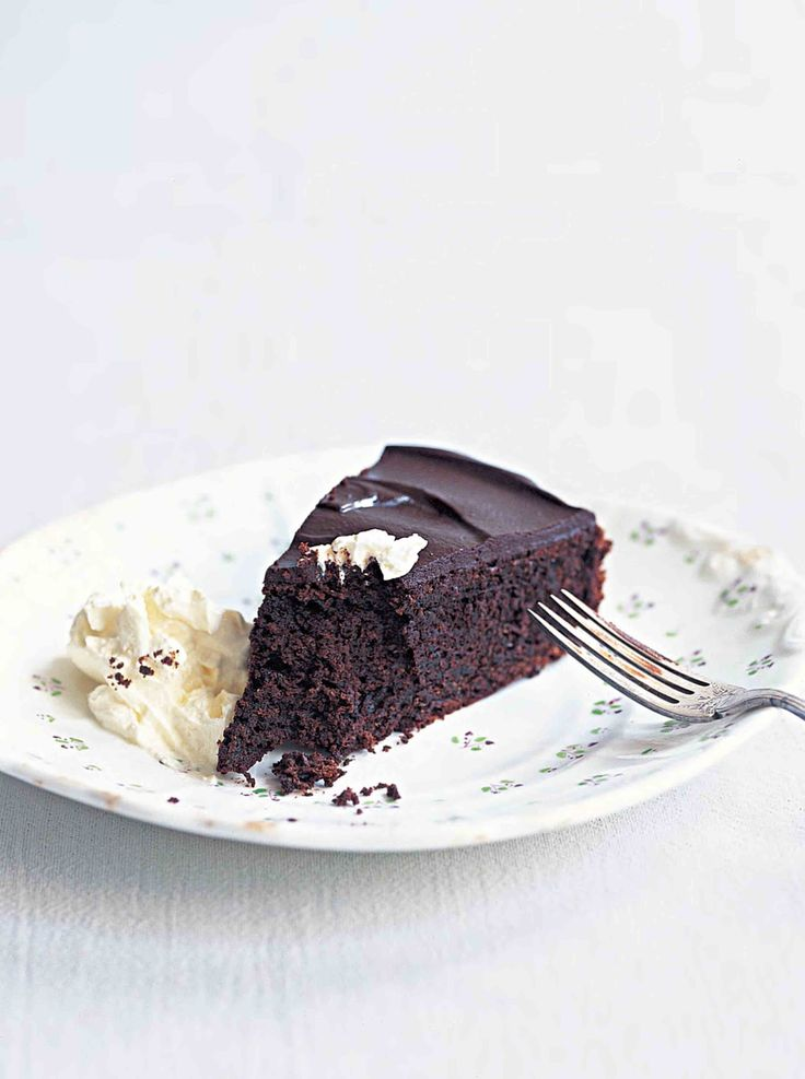 Chocolate celebration cake recipe from Bake and Decorate by Fiona Cairns   Cooked