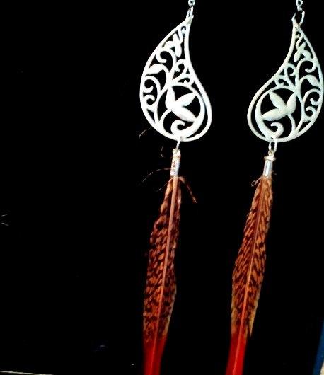pretty earrings :)