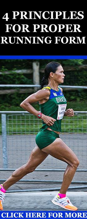 The 25+ best Proper running form ideas on Pinterest Running form - proper running form