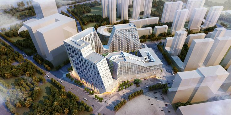 A Hollywood architecture firm's SoHo-style live/work lofts will be built in the industrial city of Shenyang, China.
