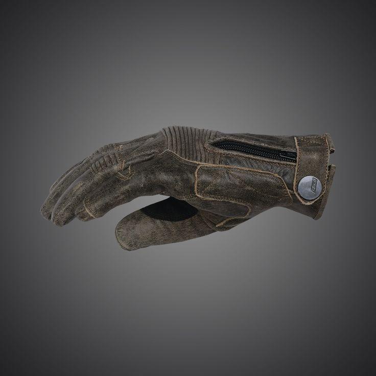 4SR biker gloves #Retro for #caferacers #caferacer