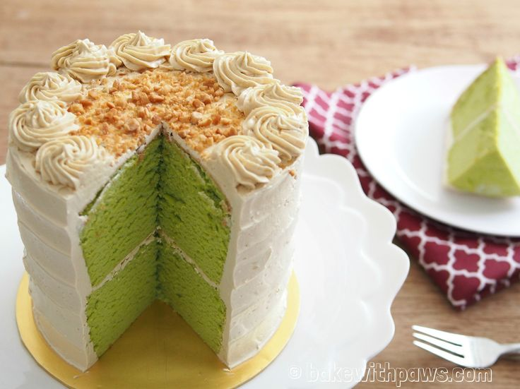 Pandan Cotton Cake with Gula Melaka Swiss Meringue Buttercream!  In fact, it is Pandan Sponge Cake:) My husband told me this is the best cake I have made so far. I am a person who normally does not eat… Continue Reading →