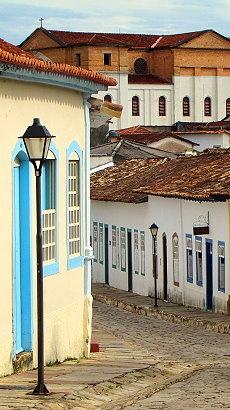 Goias Velho, Brazil.  http://www.worldheritagesite.org/sites/goias.html