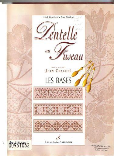 Dentelle au fuseau, les bases - Maria Carmela Fascione - Álbumes web de Picasa