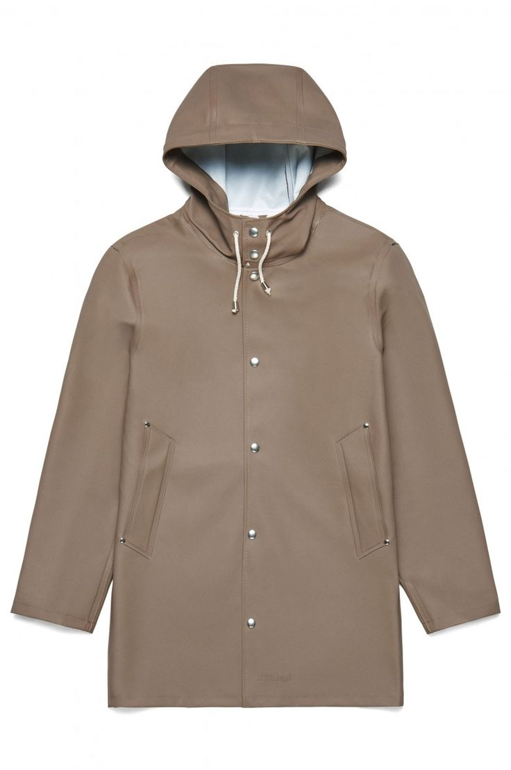 Stockholm Mole - Rubber Raincoats - Woman – Stutterheim Raincoats