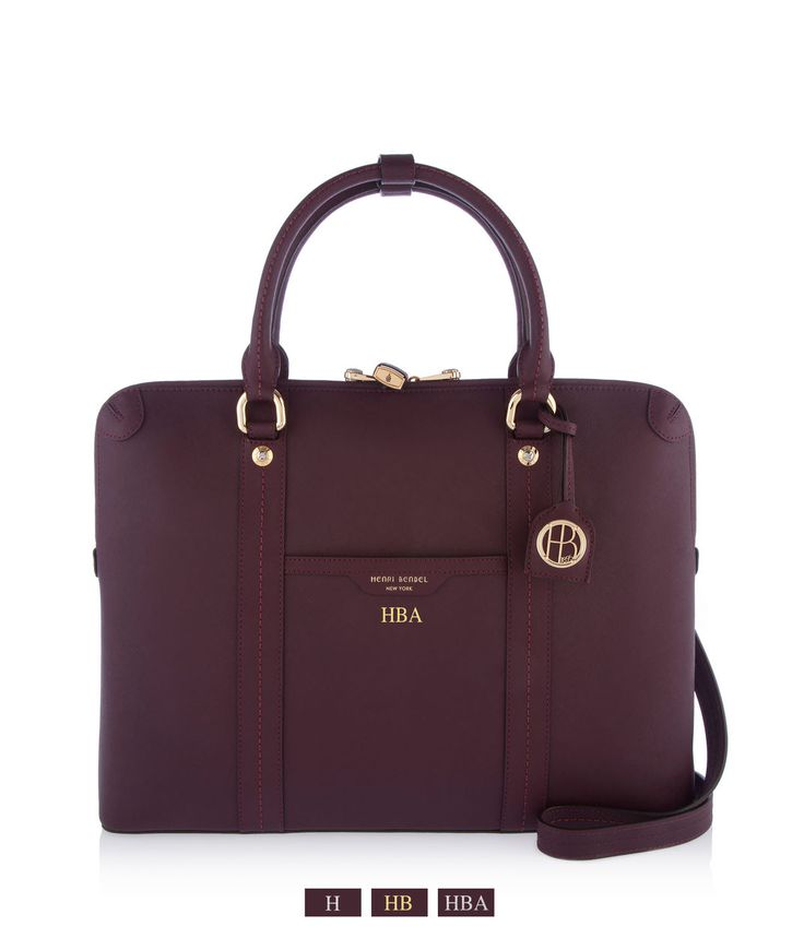 Leather Briefcase for Women – West 57th | Henri Bendel