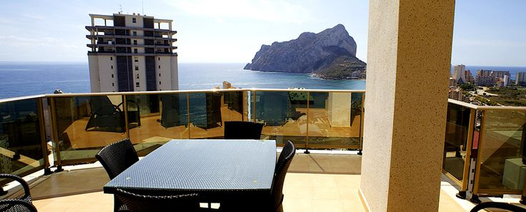 Esmeralda Suites Apartments | Hoteles en Calpe - Official Website ©