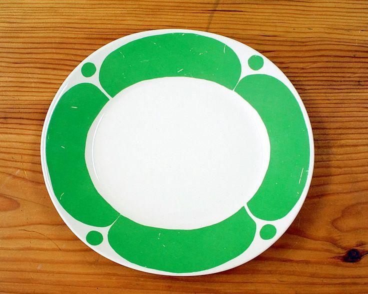 ARABIA Sunnuntai Green