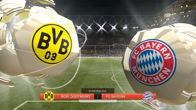 Borussia Dortmund vs Bayern München – Bundesliga Live Stream