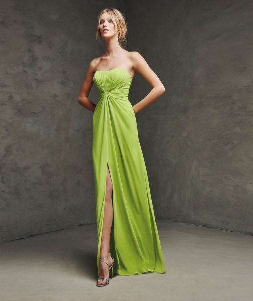Vestidos de fiesta verdes 2016: Resalta tu belleza en la próxima boda Image: 5