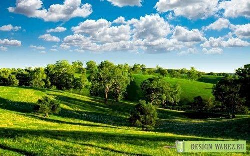 Природа. Красивые пейзажи. 56