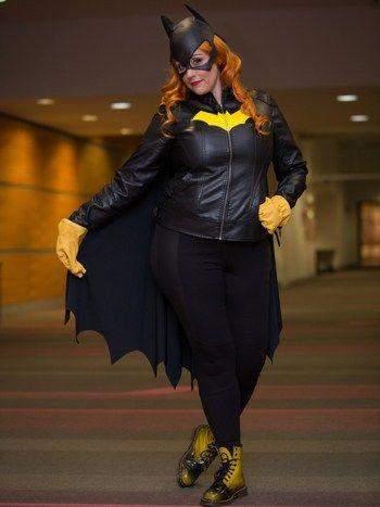 Batgirl of Burnside & Budget cosplay (again)