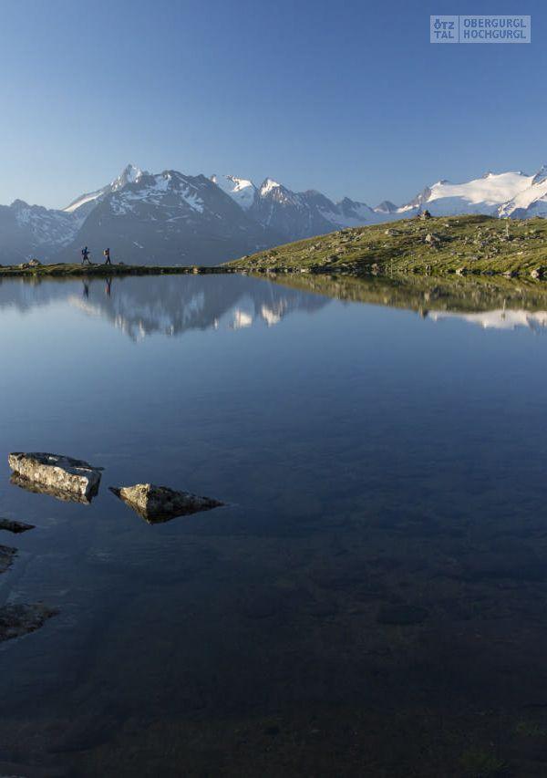 Soomsee, Obergurgl im Ötztal - Tirol, Austria