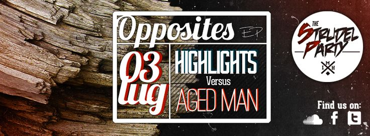 Opposites EP - Facebook Cover 2