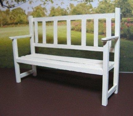 how to: garden bench