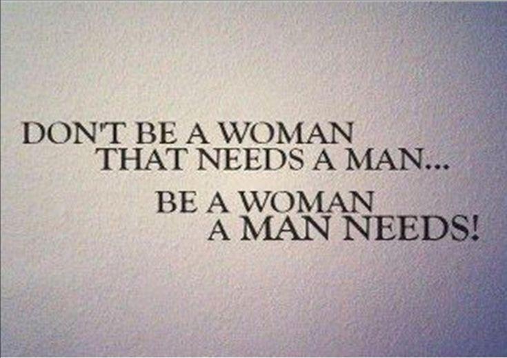 Don't be a woman that's needs a man.. Be a woman a man needs! #ChitrChatr #EarlySubscribersPromo