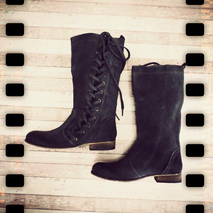 bota de cuero cordones | boots | Pinterest | Cordones ...