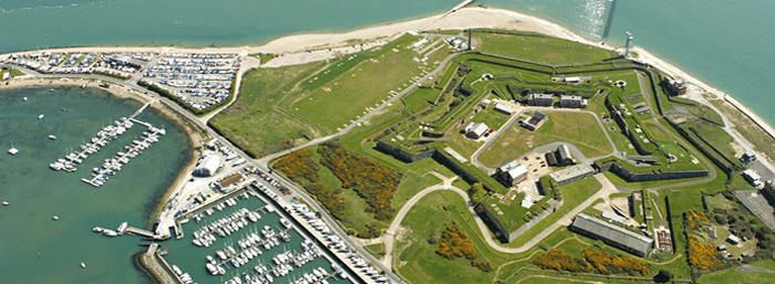 Fort Cumberland  http://www.english-heritage.org.uk/daysout/properties/fort-cumberland/