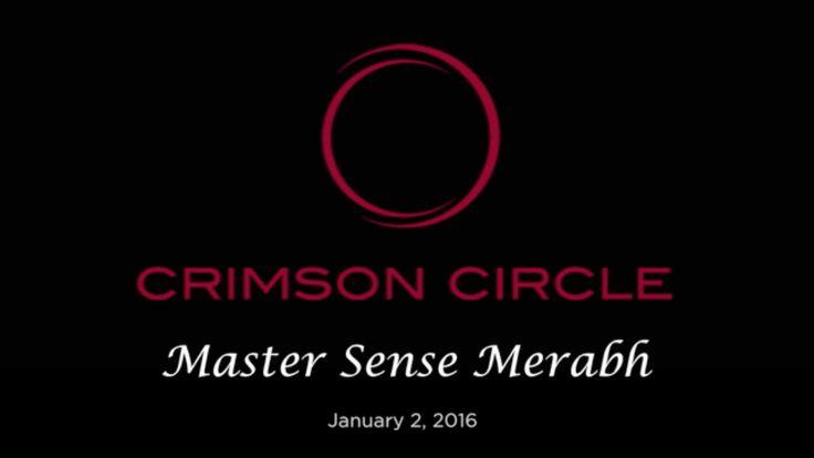 Master Sense Merabh - with Adamus Saint-Germain