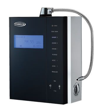 The Chanson Water Ionizer: There is SO much more to a water ionizer than just alkaline water! There are 4 main features and benefits of using an alkaline water ionizer and here they are in order of importance...