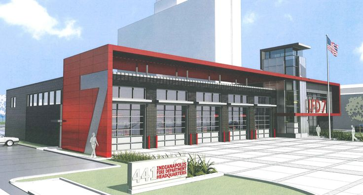 Fire Station Design Awards Google Search Color Scheme