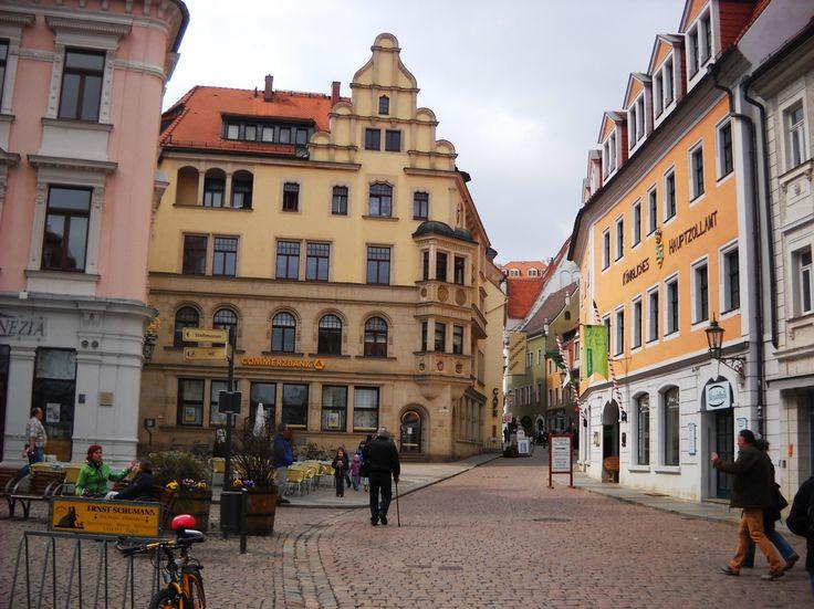 V Míšni - Německo
