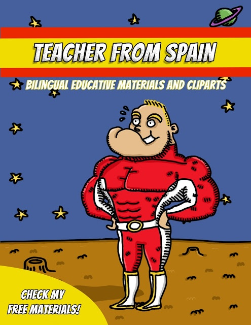 Bilingual resources and clipart