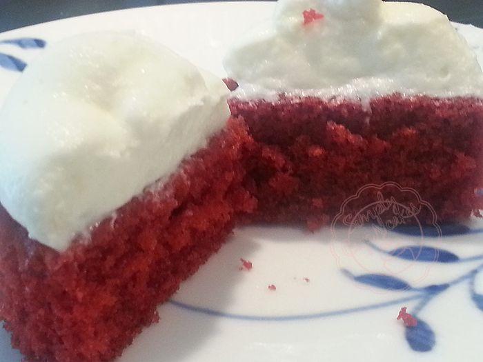 Cake Boss Red Velvet cake