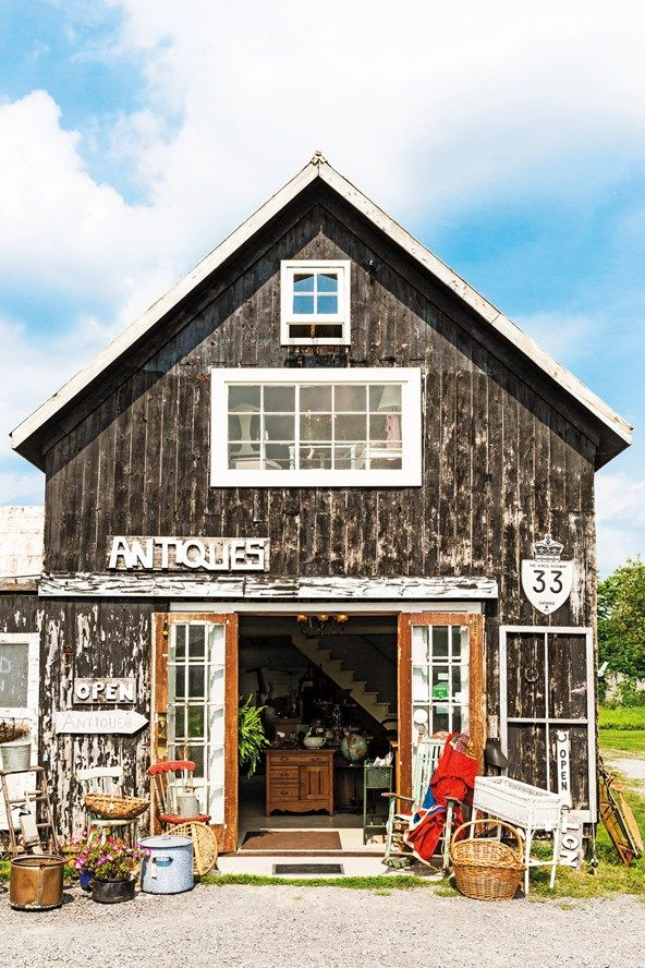 Prince Edward County, Ontario – Condé Nast Traveller, May 2016