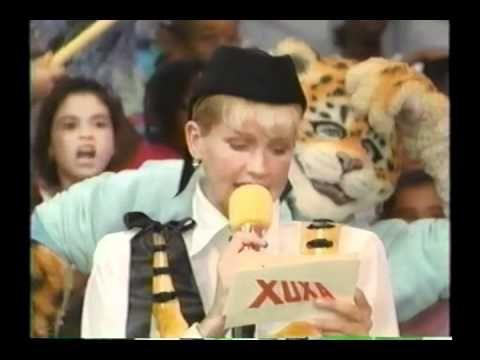 "Xuxa - ""Harlem Globetrotters"" episode (Part 1)"