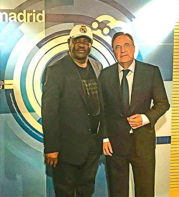 Gov. Wike Finalise Real Madrid Football Academy Plan